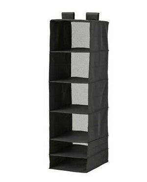 Skubb Hanging Closet Storage Organizer with 6 compartment for Sale in Lake Grove, OR
