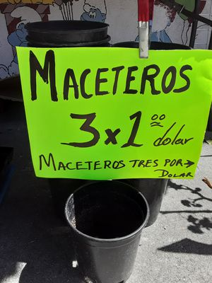 Maceteros for Sale in Los Angeles, CA