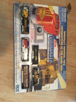 Bachmann digital command train set . for Sale in Evansville, IN