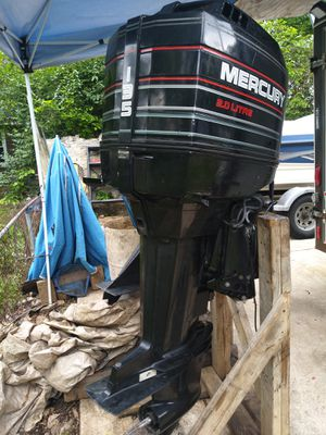 Mercury 135hp outboard motor for Sale in Riverdale, MD