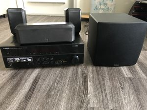 Home Theater Receiver w/ Surround Sound for Sale in Charlotte, NC