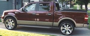 2006 Ford F150 King Ranch 4WD 5.4L V8 for Sale in Downey, CA