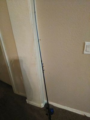 Fishing pole for Sale in Tolleson, AZ