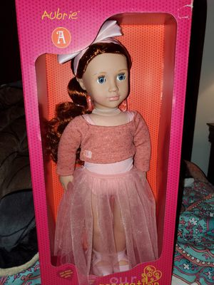 "Our generation doll 18"" for Sale in Riverside, CA"