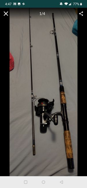 Vintage Fishing Rod and Reel for Sale in Westminster, CA