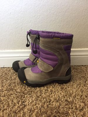 Keen Little Girl Boots Size 13 for Sale in Escondido, CA