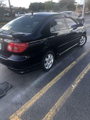Toyota corrolla 2005 camina muy bien titulo limpio millas 135123 más información {contact info removed} for Sale in Miami, FL