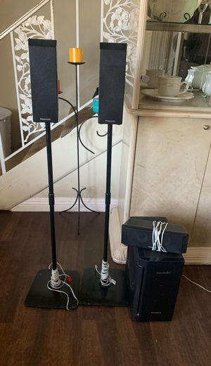 Speakers and subwoofer for Sale in South Gate, CA