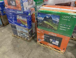 """TCL 50"""" and 55"""" smart Roku TV new open box J L36 for Sale in Torrance, CA"""