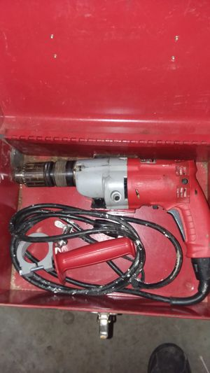 Milwaukee hammer drill for Sale in Peoria, IL