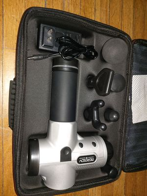 Deluxe Massage Gun for Sale in Nashville, TN
