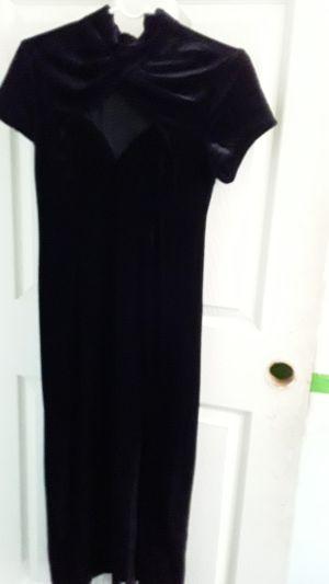 Womens black long dress for Sale in Philadelphia, PA