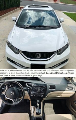$1400 Total Price Honda Civic for Sale in South Sioux City, NE