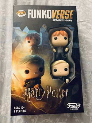 Funko Verse Strategy Game - Harry Potter - Funko POP Board Game (NEVER USED!) for Sale in Brea, CA