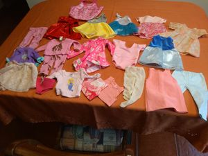 Lot American Girl Our Generation generic doll clothes for Sale in La Center, WA