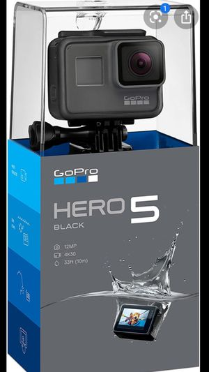Brand New GoPro Hero5 w/mounting kit for Sale in New Smyrna Beach, FL