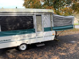 Used pop up camper for Sale in Carver, MA
