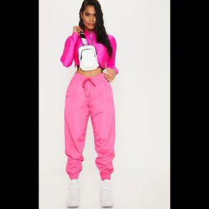 Hot pink joggers for Sale in Atlanta, GA