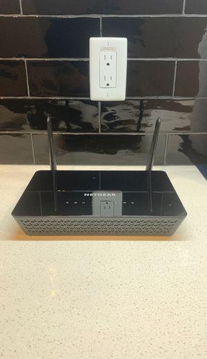 Netgear AC1200 Smart Wifi Router for Sale in Long Beach, CA