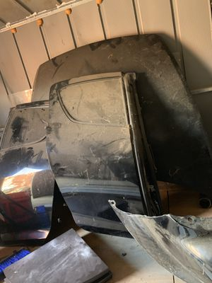 2005 rx8 Mazda parts hood fender doors rear bumper for Sale in San Bernardino, CA