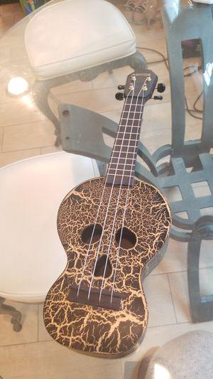 Skull mini guitar for Sale in Irvington, NJ