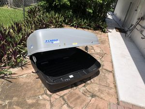 Car top cargo carrier for Sale in Plantation, FL