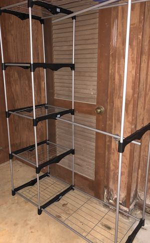 Closet organizer must pick up for Sale in Lilburn, GA
