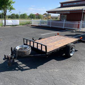 Custom quad/dirtbike trailer for Sale in Fresno, CA