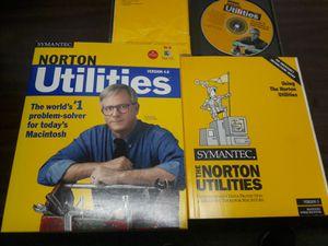 Norton Utilities v 4.0 for Sale in Los Angeles, CA