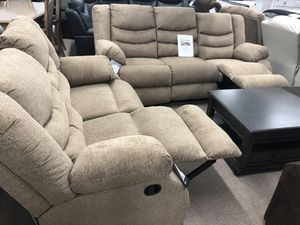 Recliner sofa and recliner loveseat for Sale in Elgin, IL