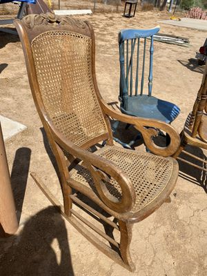 Antique rocker 40th street and Greenway for Sale in Phoenix, AZ