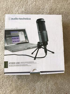 Audio Technica USB Microphone for Sale in Gainesville, VA