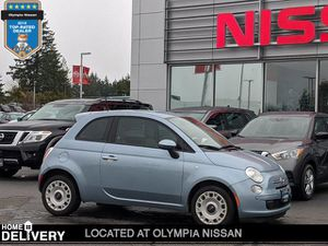 2015 Fiat 500 for Sale in Olympia, WA