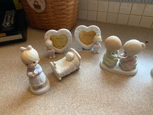 Precious Moments - 9 figurines $5/ea for Sale in Columbus, OH