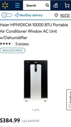Air Conditioner Heater Dehumidifier for Sale in Rancho Palos Verdes, CA
