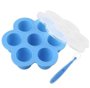 New Silicone Egg Bites Mold .Baby Storage Food Container(pick up only) for Sale in Alexandria, VA