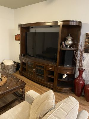 Entertainment center Haverty for Sale in Nashville, TN
