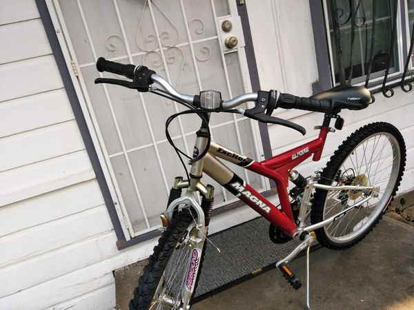 15c43da0941 Magna Excitor 21 speed bike index shifting model 8569-02 for Sale in ...