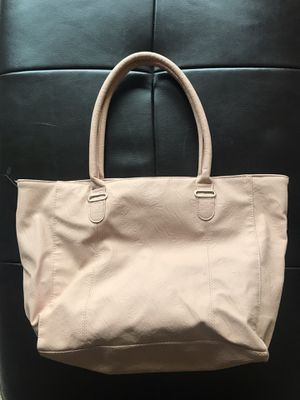 Light pink tote bag for Sale in Happy Valley, OR
