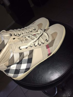 Burberry kicks for Sale in North Bay Village, FL