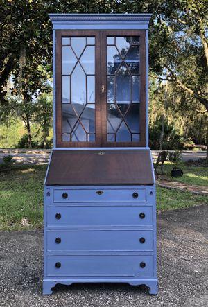 So Sorrento: Shabby Chic/BOHO Secretary Desk with Hutch or Dresser for Sale in Altamonte Springs, FL