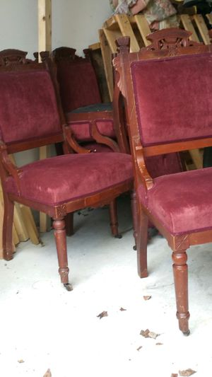 Victorian Antique chairs for Sale in Lorton, VA