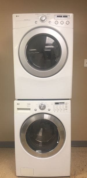 electric dryer y washer LG for Sale in Aurora, IL