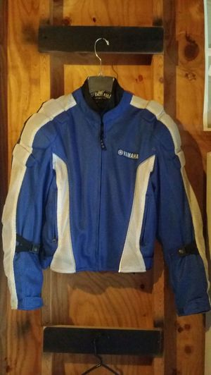 Yamaha motorcycle jacket for Sale in Hillside, IL