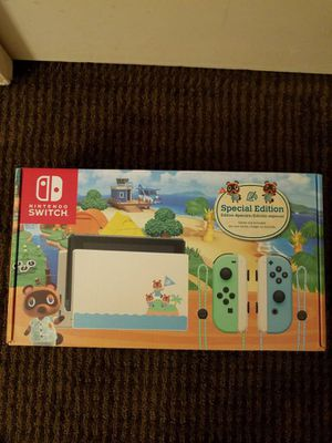 Nintendo switch (special edition) for Sale in ONIZUKA Air Force Base, CA