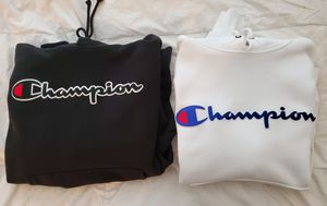 Champion Reverse Weave Hoodies L M for Sale in North Springfield, VA