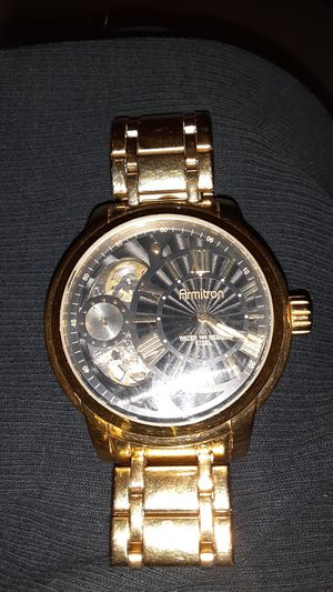 500 dollar gold watch first come first serve for Sale in Tempe, AZ