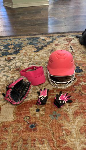 kids softball gear for Sale in Rowlett, TX
