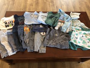 6 and 9mo. Boys Fall/Winter Clothes for Sale in Mesa, AZ