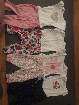 3 month girl 60 piece for Sale in Manassas, VA